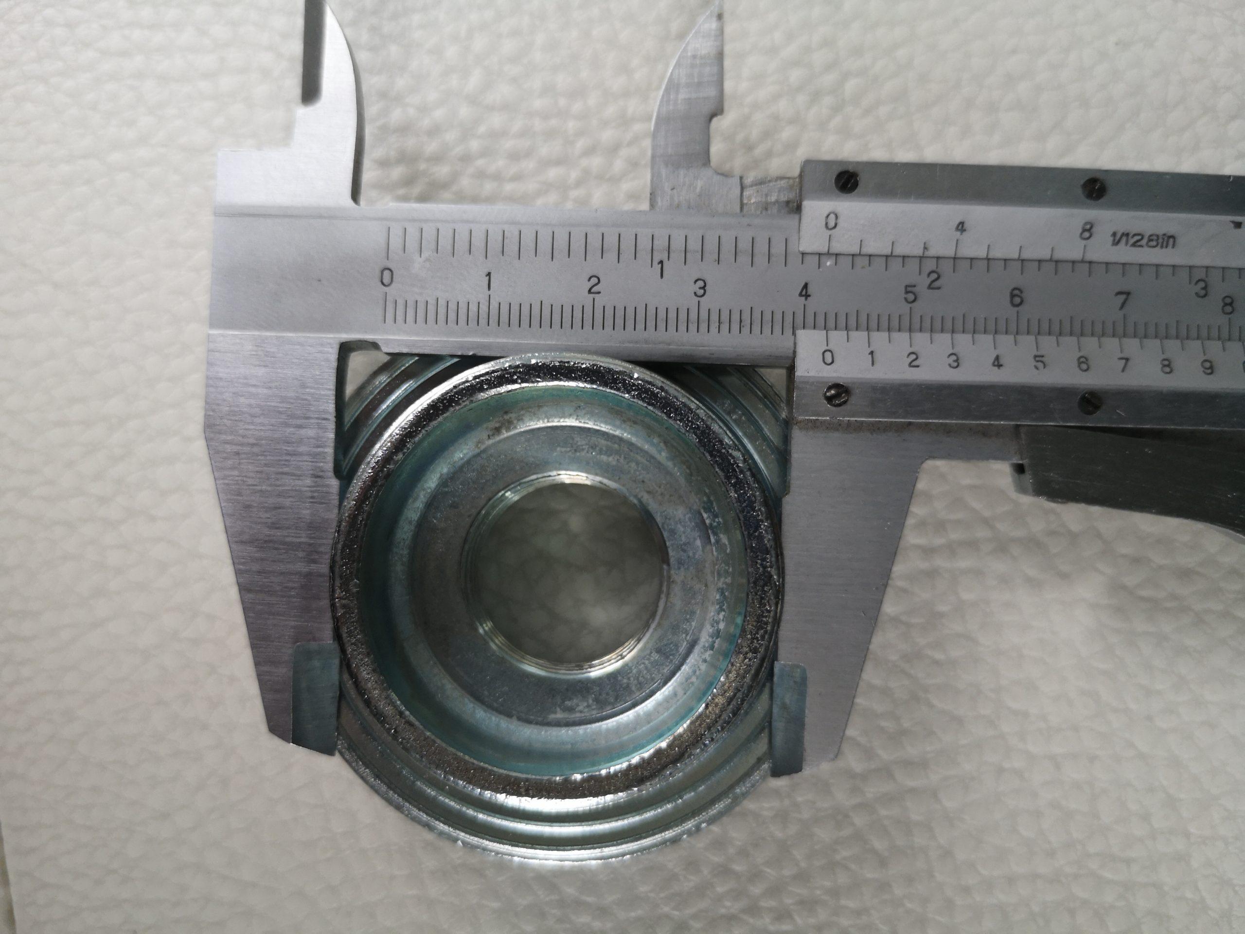 5/4 inch 42 mm