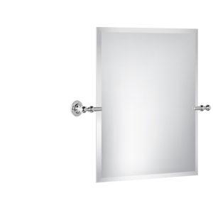 vierkante badkamerspiegel
