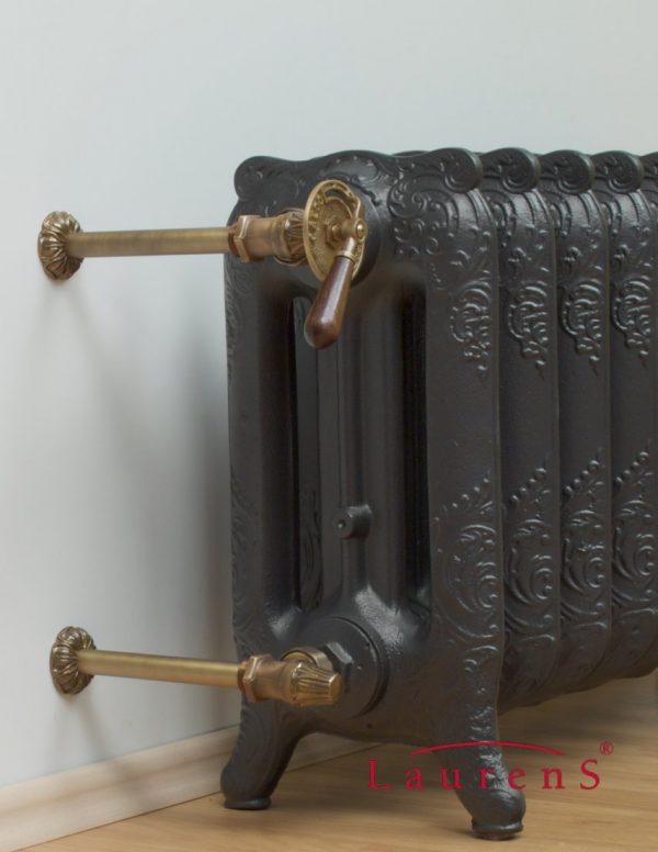 Gietijzeren Fleurielle radiator