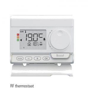 RF thermostaat voor Claudia Blow